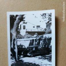 Fotografía antigua: FOTOGRAFÍA DE TOLEDO. CASA DE GRECO. FOTO AÑOS 60.. Lote 156479334