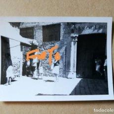 Fotografía antigua: FOTOGRAFÍA DE TOLEDO. CASA DE GRECO. FOTO AÑOS 60.. Lote 156480018