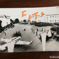 Fotografía antigua: FOTOGRAFÍA. CUARTEL MILITAR DEL AIRE. FOTO.. Lote 157326694