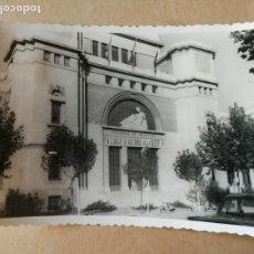 Fotografía antigua: FOTOGRAFÍA DE VALENCIA. FACULTAD DE MEDICINA.. Lote 157379850