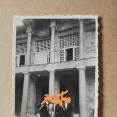 Fotografia antica: ANTIGUA FOTOGRAFÍA. UNIVERSIDAD LABORAL DE GIJÓN. FOTO AÑOS 50/60.. Lote 157918206