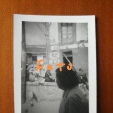 Fotografía antigua: ANTIGUA FOTOGRAFÍA DE CERCEDILLA. MADRID. FOTOS AÑOS 50/60.. Lote 157945126