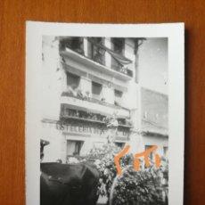 Fotografía antigua: ANTIGUA FOTOGRAFÍA DE CERCEDILLA. MADRID. FOTOS AÑOS 50/60.. Lote 157945154
