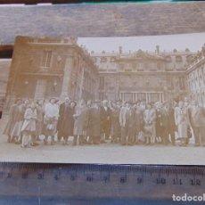 Fotografía antigua: FOTO FOTOGRAFIA PALACIO VERSALLES 1949. Lote 158255934