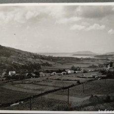 Fotografía antigua: FOTOGRAFIA VISTA PARCIAL DE VIGO, MIDE 10,5 X 8,5 CM. Lote 160867008