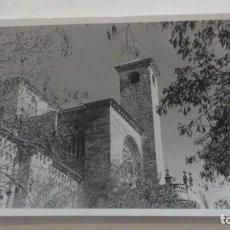 Fotografía antigua: ANTIGUA FOTOGRAFA.VISTA DE SIGUENZA GUADALAJARA 1957. Lote 160886130