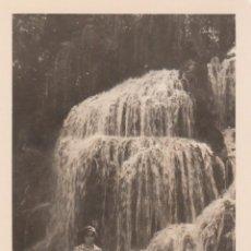 Fotografía antigua - 2 fotografías tomadas en el Monasterio de Piedra, Zaragoza. Años 60. - 160980382