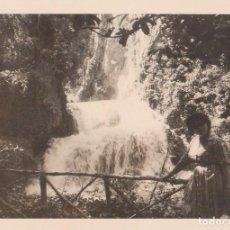 Fotografía antigua - 2 fotografías tomadas en el Monasterio de Piedra, Zaragoza. Años 60. - 160981746