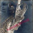 Fotografía antigua: SEMANA SANTA SEVILLA, LA ESPERANZA DE TRIANA, HARETON, 180X235MM. Lote 161319450