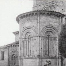 Fotografía antigua: BONITA FOTOGRAFÍA. COLEGIATA DE SANTILLANA DEL MAR, CANTABRIA. AÑOS 60.. Lote 161325614