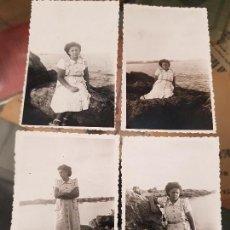 Fotografía antigua: ANTIGUAS FOTOGRAFIAS TORREVIEJA ALICANTE 1950. Lote 163022222