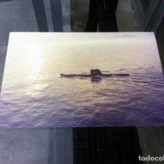 Fotografía antigua: FOTOGRAFÍA SUBMARINO S 64. MEDIDAS: 15 X 10CM.. Lote 163486046