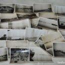Fotografía antigua: LOTE DE 25 FOTOGRAFÍAS ANTIGUAS - ZONA DE MÁLAGA CAPITAL, PUERTO, ALCAZABA, PARQUE, ETC.. - VINTAGE. Lote 164736746