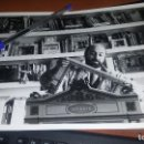Fotografía antigua: SIMPATICA FOTOGRAFIA DEL DRAMATURGO ALBERTO MIRALLES, 24 X 17 CM.. Lote 164856542