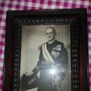 Fotografía antigua: FOTOGRAFÍA ENMARCADA EN MARCO ANTIGUO. Lote 164872050