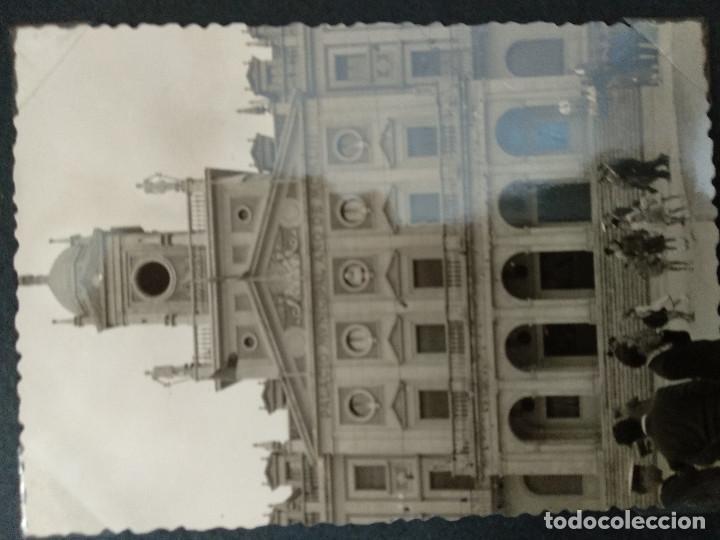Fotografía antigua: LOTE 4 FOTOGRAFIAS DE A CORUÑA. GALICIA. AÑO1957. (10cm x 7cm). MILITAR.. - Foto 4 - 165058434
