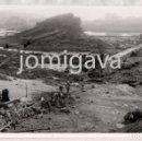 Fotografía antigua: TRES FOTOS, 13 X 9 CMS, CONSTRUCCION DEL MURO DEL CAMELLO EN SANTANDER. 1943.. Lote 165079598