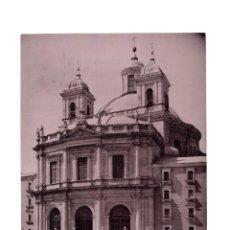 Fotografia antica: MADRID.- SAN FRANCISCO EL GRANDE.- HAUSER Y MENET. COMISARÍA REGIA DEL TURISMO.- 20,5 X 15,5. Lote 165269218
