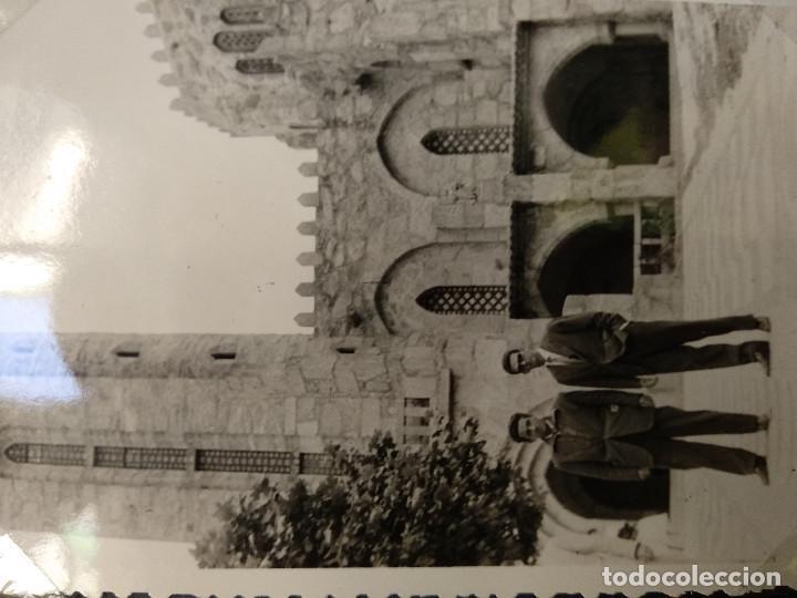 Fotografía antigua: LOTE 4 FOTOGRAFIAS ZONA VIGO... ARCADE... PONTEVEDRA..GALICIA.... AÑO1957. (10cm x 7cm). - Foto 2 - 165339230