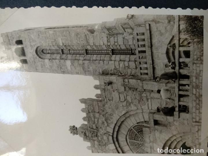 Fotografía antigua: LOTE 4 FOTOGRAFIAS ZONA VIGO... ARCADE... PONTEVEDRA..GALICIA.... AÑO1957. (10cm x 7cm). - Foto 5 - 165339230