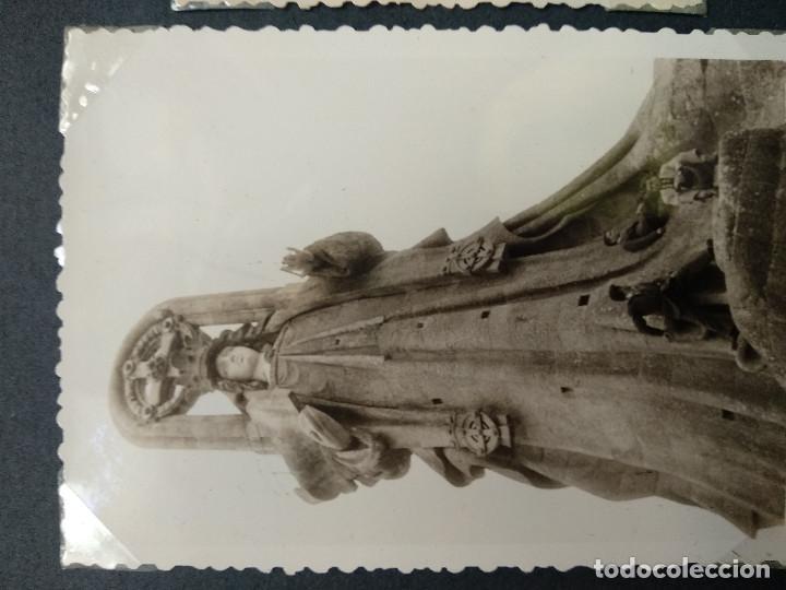Fotografía antigua: LOTE 5 FOTOGRAFIAS ZONA BAYONA... PONTEVEDRA..GALICIA.... AÑO1957. (10cm x 7cm). - Foto 2 - 165339538