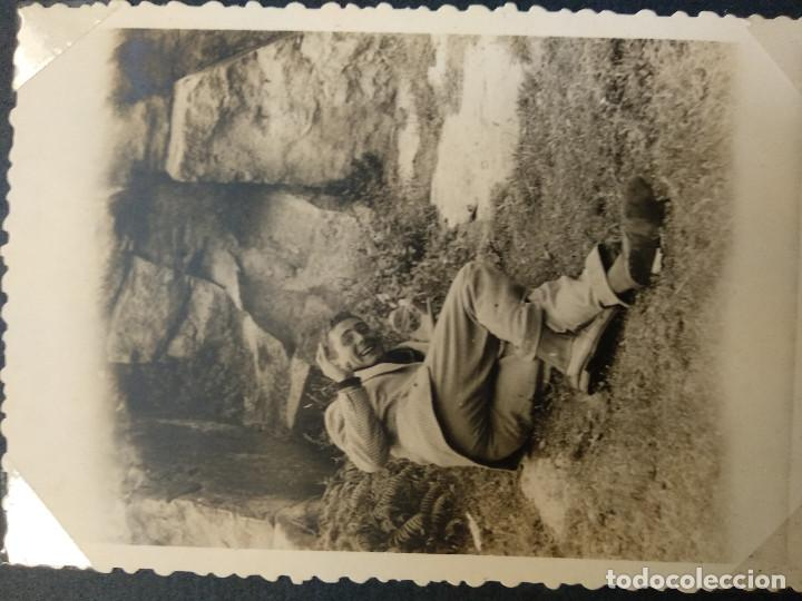 Fotografía antigua: LOTE 4 FOTOGRAFIAS ZONA CORUÑA... GALICIA. AÑO1957. (10cm x 7cm). - Foto 2 - 165340098