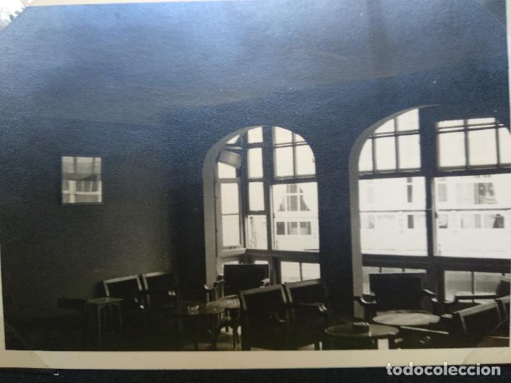 Fotografía antigua: LOTE 4 FOTOGRAFIAS ZONA CORUÑA... GALICIA. AÑO1957. (10cm x 7cm). - Foto 3 - 165340098