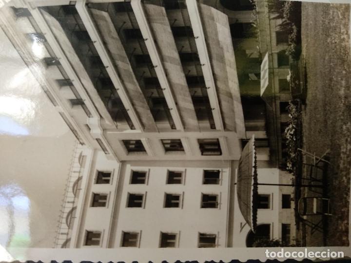 Fotografía antigua: LOTE 5 FOTOGRAFIAS ZONA LA TOJA.. PONTEVEDRA... GALICIA. AÑO1957. (10cm x 7cm). - Foto 2 - 165340370