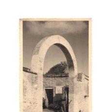 Fotografía antigua: OTRO ASPECTO DEL CUERPO DE LOS LAUREADOS. LEGIÓN. 11,5 X 17,5 CM. Lote 165355022