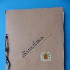Fotografía antigua: BARCELONA - ALBUM FOTOGRAFIAS Y POSTALES, AÑOS 1950-60, VER FOTOS ADICIONALES. Lote 165620550