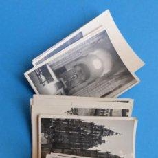 Fotografía antigua: SANTIAGO DE COMPOSTELA Y/Ó PROVINCIA GALICIA - 21 FOTOGRAFIAS - AÑO 1957 - VER FOTOS ADICIONALES. Lote 166181586