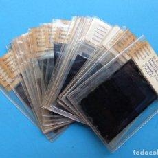 Fotografía antigua: CASTELLON - 26 CLICHES ORIGINALES POSITIVOS EN CELULOIDE - AÑOS 1960-70, VER FOTOS ADICIONALES. Lote 166290650