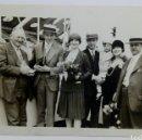 Fotografía antigua: CTC - AÑO 1927 - S.S. CLEVELAND - ANTIGUA FOTOGRAFIA EN BARCO S/S CLEVELAND - AÑOS 20 -VINTAGE. Lote 166523322