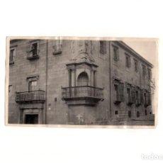 Fotografía antigua: PLASENCIA.(CÁCERES).- CASA DEL DEAN. 14 X 8,5 CM. Lote 166793778