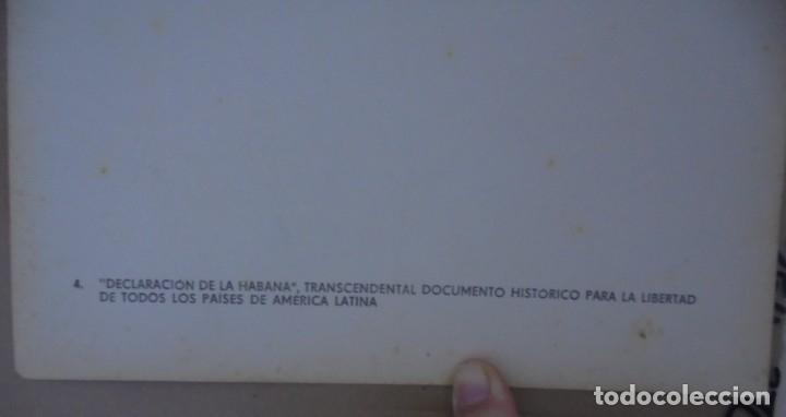 Fotografía antigua: CUBA. DECLARACIÓN DE LA HABANA. 22,3 X 29 CM - Foto 3 - 52707046