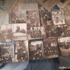 Fotografía antigua: ANTIGUAS FOTOGRAFIAS GRUPO ESCOLAR COLEGIO FEMENINO RELIGIOSO PEQUEÑO FORMATO SAN SEBASTIAN. Lote 168055164