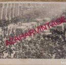 Fotografía antigua: SEVILLA, MANIFESTACION 4 DICIEMBRE 1977, DISTURBIOS, POLICIA, 178X128MM. Lote 168088328