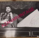 Fotografía antigua: MADRID, 1978, FOTOGRAFIA DEL DIPUTADO DEL PSOE, MANUEL MARIN, 240X180MM. Lote 168092772