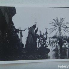 Fotografía antigua: SEMANA SANTA DE SEVILLA : FOTO DEL PASO DEL CRISTO CON ROMANOS. Lote 168387768