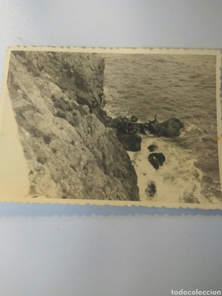 Fotografía antigua: FOTOS ANTIGUAS ALMERÍA ACCIDENTES VEHÍCULOS, CAÑARETE,CHUMBERAS.... - Foto 2 - 168501201