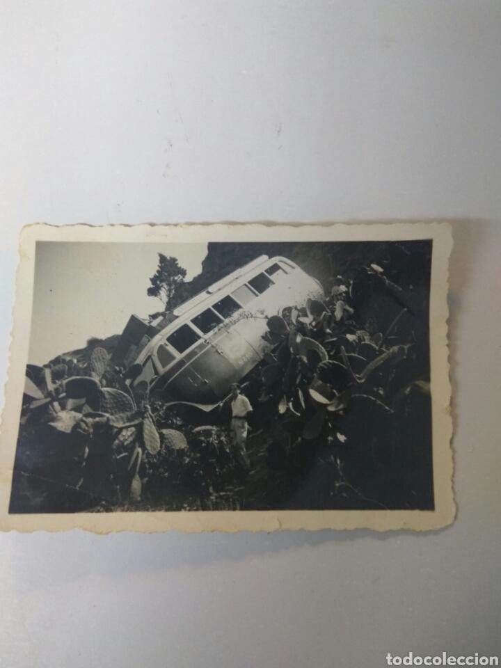 Fotografía antigua: FOTOS ANTIGUAS ALMERÍA ACCIDENTES VEHÍCULOS, CAÑARETE,CHUMBERAS.... - Foto 4 - 168501201