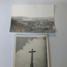 Fotografía antigua: FOTOS ANTIGUAS VALLE DE LOS CAIDOS AÑOS 60 ORIGINALES. Lote 168535561