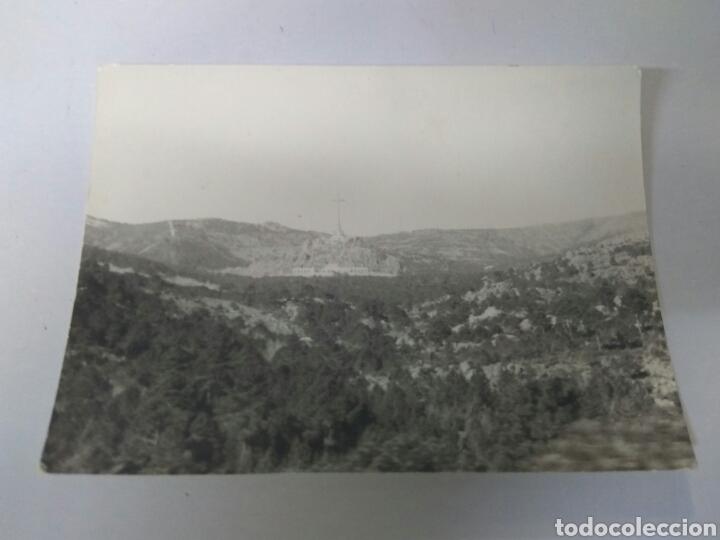 Fotografía antigua: FOTOS ANTIGUAS VALLE DE LOS CAIDOS AÑOS 60 ORIGINALES - Foto 3 - 168535561