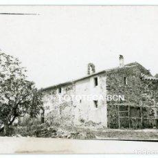 Fotografía antigua: FOTO ORIGINAL ERMITA LA SALUT EL PAPIOL AÑOS 40. Lote 169074196