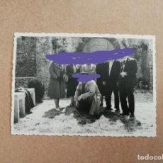 Fotografía antigua: ANTIGUA FOTOGRAFÍA. CERCANÍAS JÁVEA. BENIDORM.ALICANTE.COSTA BLANCA. FOTO AÑOS 50.. Lote 169160084