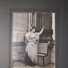 Fotografía antigua: ANTIGUA FOTOGRAFÍA DE LINARES GRANADA SEVILLA TOLEDO. Lote 169836764