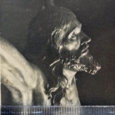 """Fotografía antigua: SEMANA SANTA SEVILLA. CRISTO DE LA EXPIRACIÓN, """"EL CACHORRO"""". TRIANA.. Lote 170019213"""