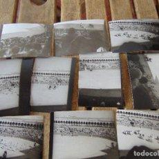 Fotografía antigua: LOTE 10 FOTO FOTOGRAFIA CORRIDA DE TOROS SEVILLA AÑO 1968. Lote 170084980
