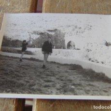 Fotografía antigua: LOTE 1 FOTO FOTOGRAFIA DESPEÑAPERROS 1966. Lote 170086572