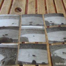Fotografía antigua: LOTE 16 FOTO FOTOGRAFIAS SEVILLA CORRIDA DE TOROS AÑO 1968. Lote 170089124